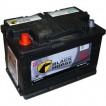 Автомобильный аккумулятор Black Horse 12V 70Ah 570A прямая полярность