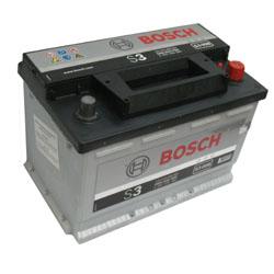 Автомобильный аккумулятор BOSCH S3 008 12V 70Ah 640A обратная полярность (0092S30080)