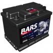 Автомобильный аккумулятор Bars 12V 55Ah 450A обратная полярность