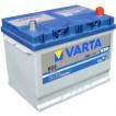 Автомобильный аккумулятор Varta Blue Dynamic 12V 70Ah 630A обратная полярность E23